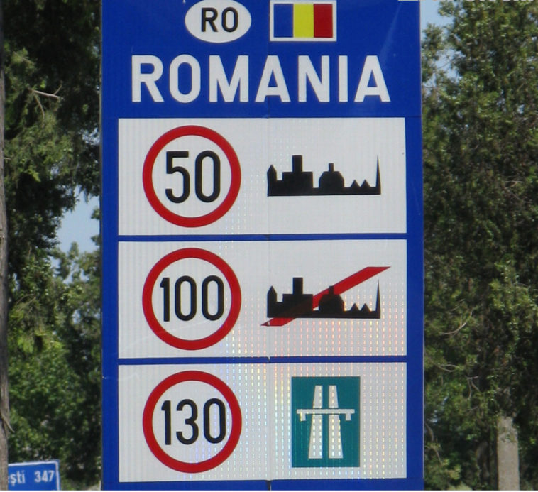 zece puncte de trecere a frontierei