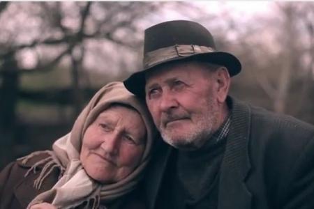 Populația Europei îmbătrânită