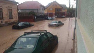 România ploi inundaţii
