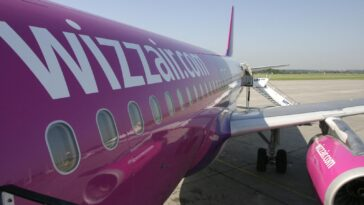 Wizz Air austria