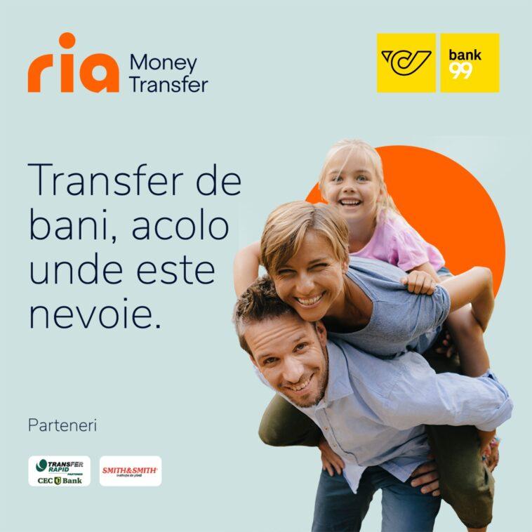 Transfer de bani către România
