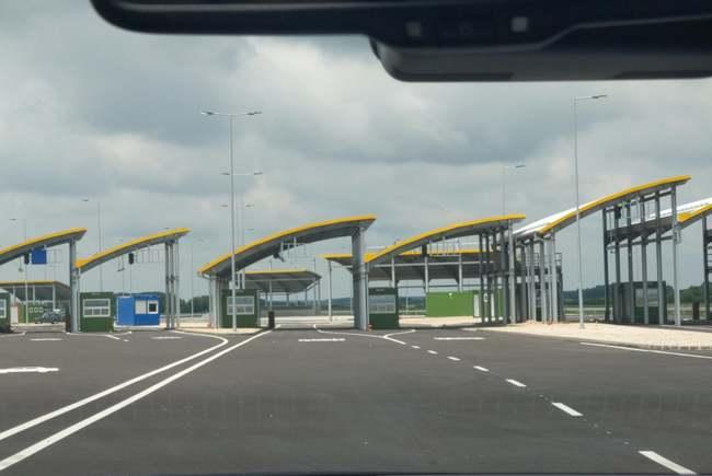 românia ungaria autostradă
