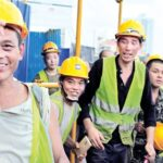 muncitorii asiatici