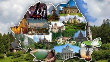 turism romania straini