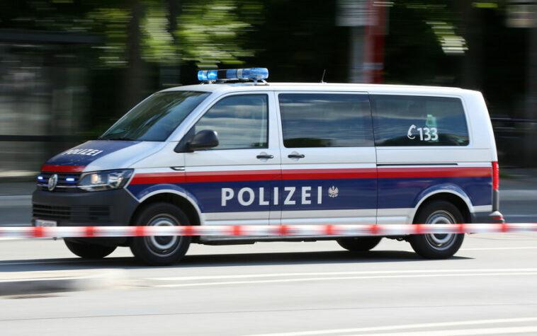 masina politia austria