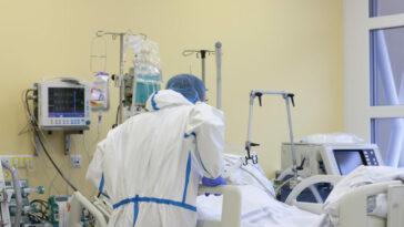 salon terapie intensiva corona