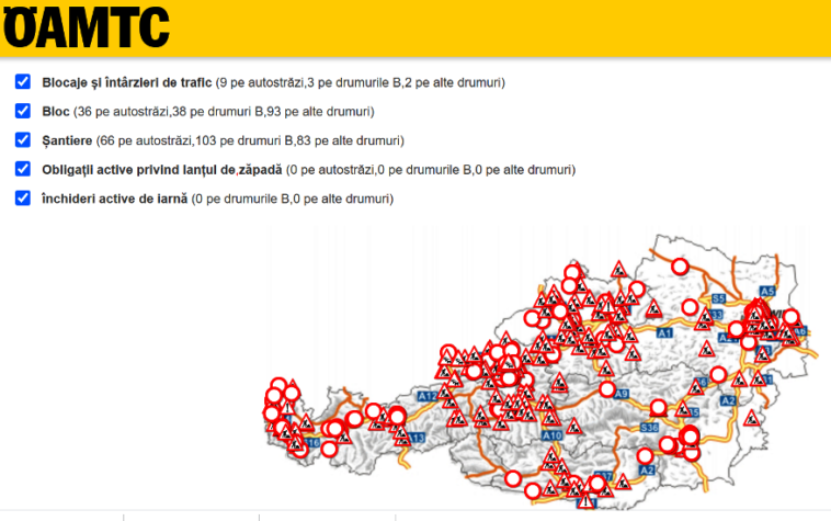 oamtc app austria
