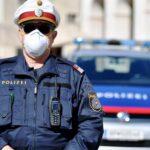 politia austria masca ffp2