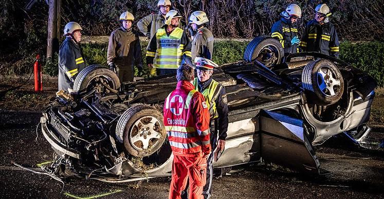 roman mort accident Eferding