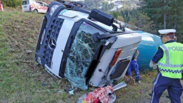 accident roman Tirol