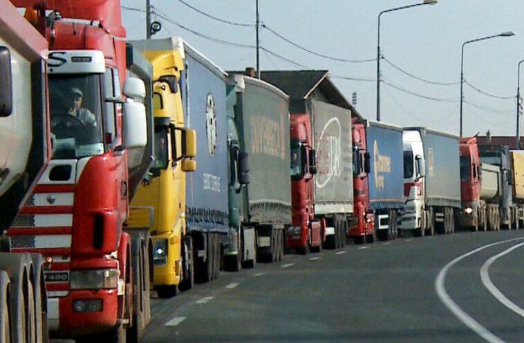 no test soferi camion