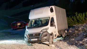 camion blocat gps carburant