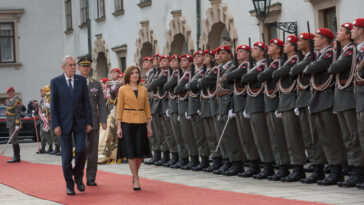 vizita oficiala austria maia sandu