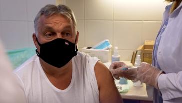viktor orban vaccin doza 3